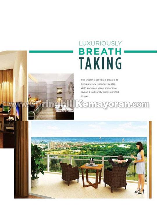 Springhill Royale Suites Kemayoran Deluxe