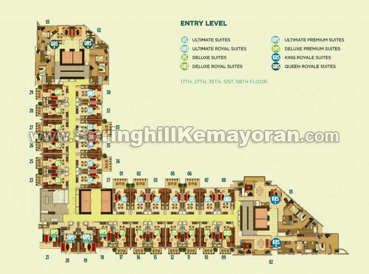 Springhill Royale Suites Kemayoran