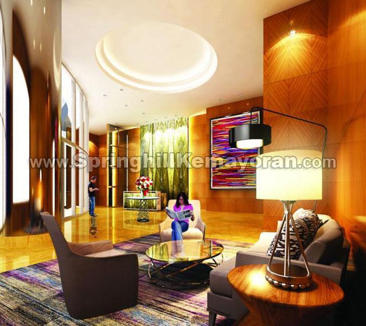 Springhill Royale Suites Kemayoran Ambassador Suites