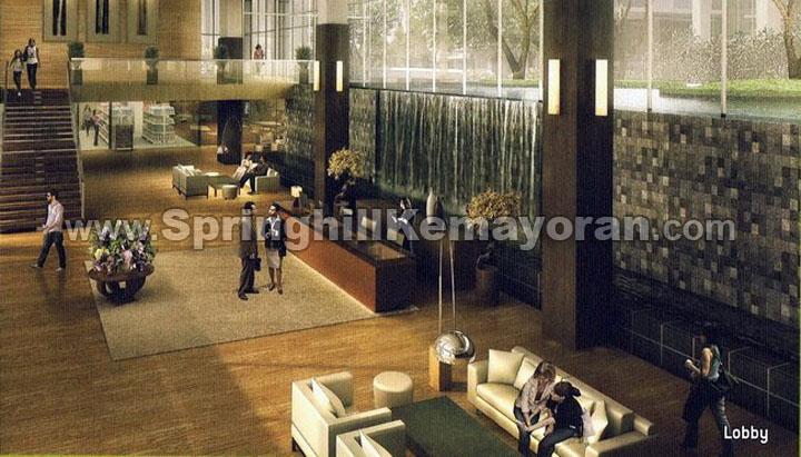 Royale Springhill Kemayoran Green Living