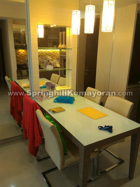 Design Interior Springhill Kemayoran