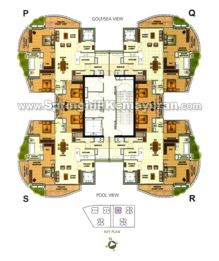 Royale Springhill Kemayoran Bouvardia
