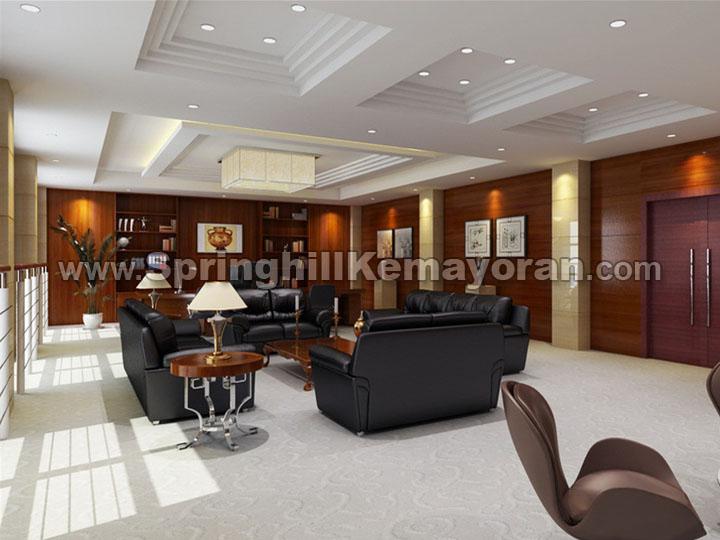Jasa Design Interior Office