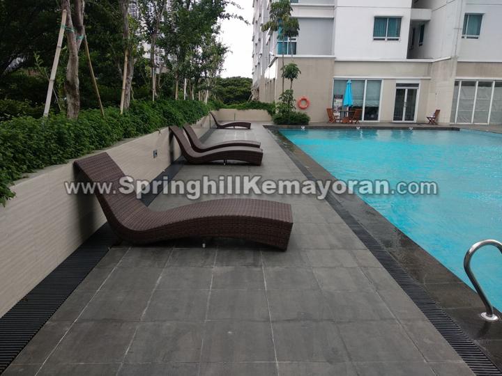 Fasilitas Springhill Terrace Kemayoran